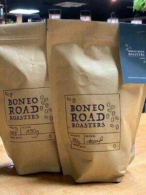 Decaf Coffee Beans - 350gm bag