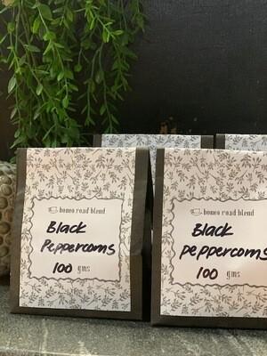 Black Peppercorns 100gm