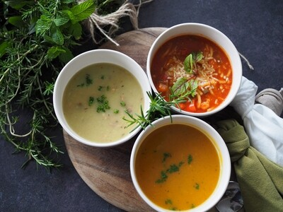 Soup of the Day - Heat & Eat Frozen Meal