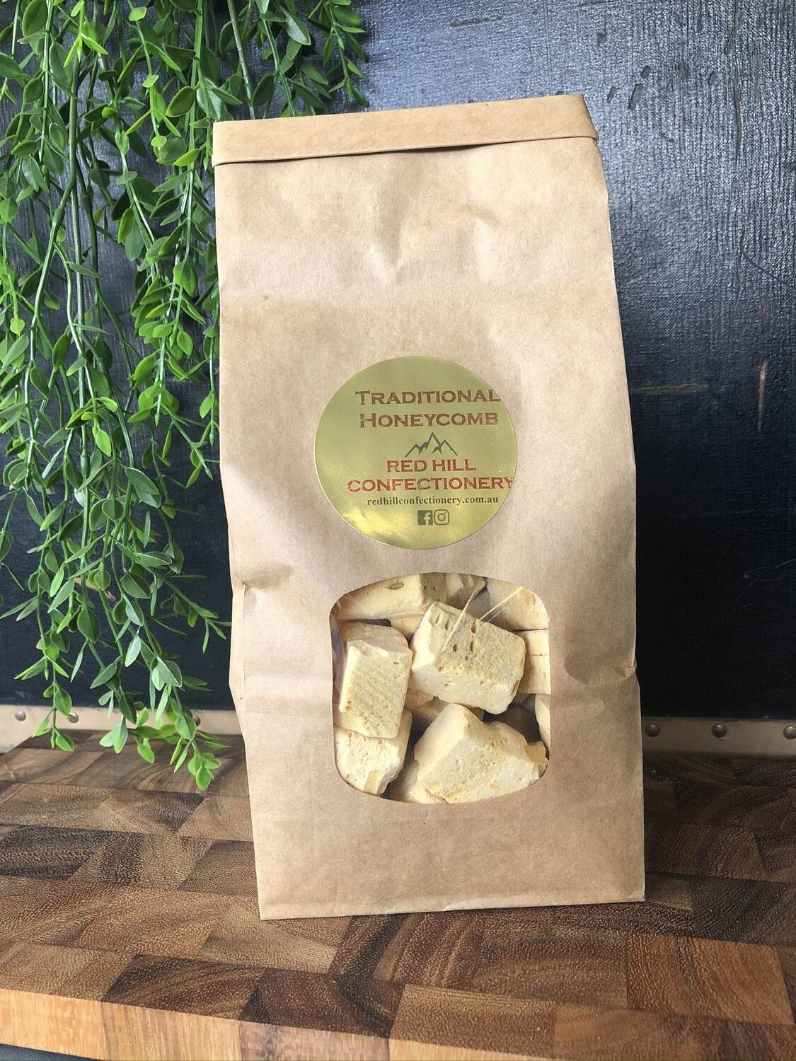 Traditional Honeycomb - Red Hill Confectionary