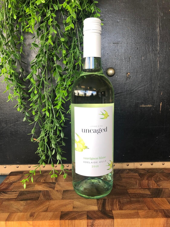 Uncaged Sauvignon Blanc (750ml) South Australia