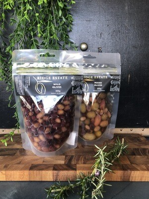 Mixed Olive Pack - Ridge Estate