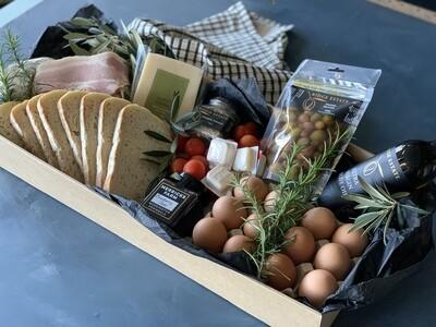 Breakfast Box Peninsula Provisions  (2 - 4 people)