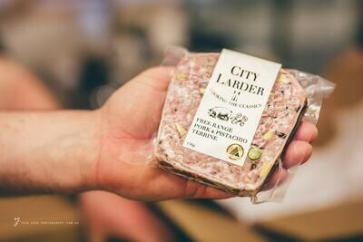 City Larder - Free Range Pork & Pistachio Terrine