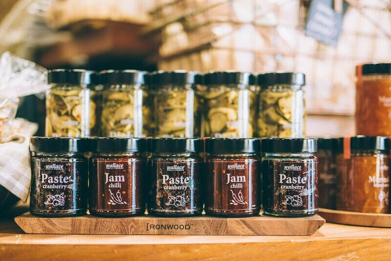 Wallace Family Produce - Chilli Jam