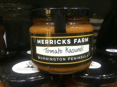 Tomato Kasundi - Merricks Farm