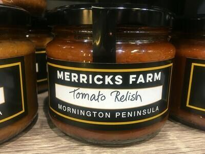 Tomato Relish - Merricks Farm