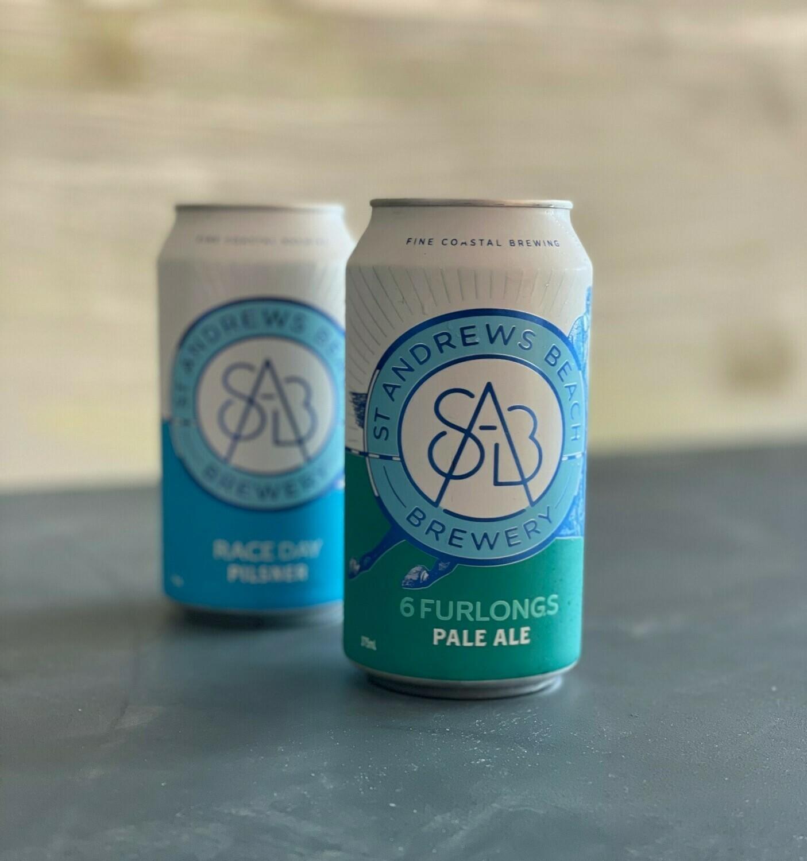 6 Furlongs Pale Ale - St Andrews Beach Brewery (375ml)