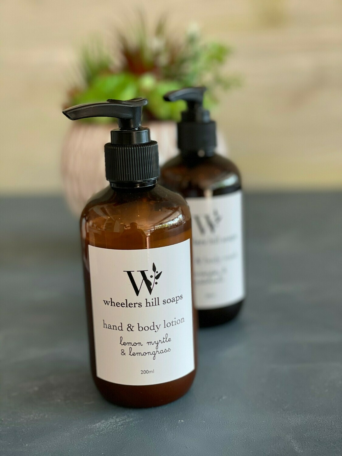 Hand & Body Lotion - Wheelers Hill (200ml)