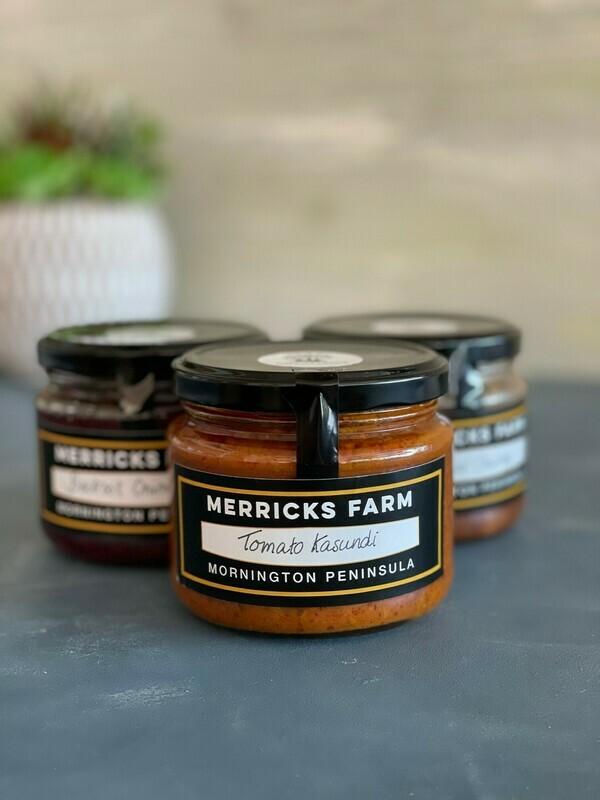Relish & Chutney - Merricks Farm (300g)