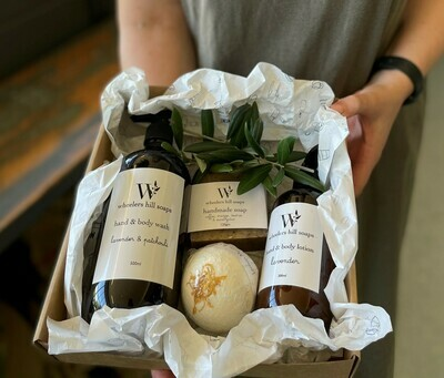 Wheelers Soap Pack - Mother's Day