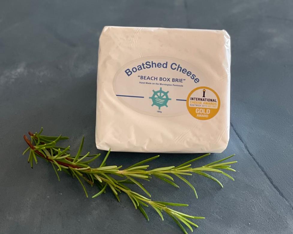 Boatshed Cheese - Beachbox Brie