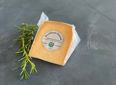 Boatshed Cheese - Farmhouse Chedder