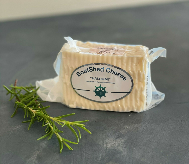 Boatshed Cheese - Haloumi