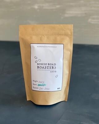 Decaf Coffee Beans - Boneo Road Roasters (200gm)