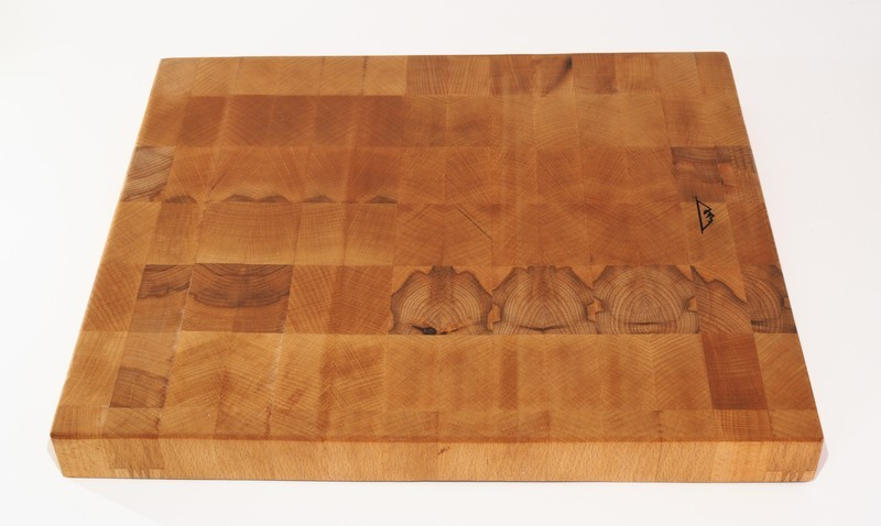 Tabla de corte de Haya - End Grain Cutting Board