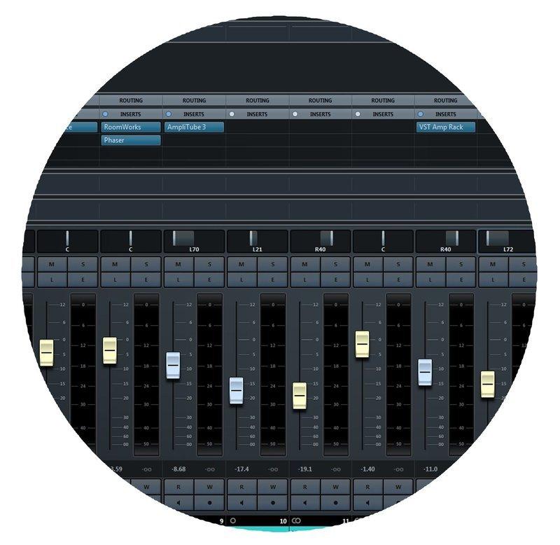 Piste de mixage numérique (mastering offert)