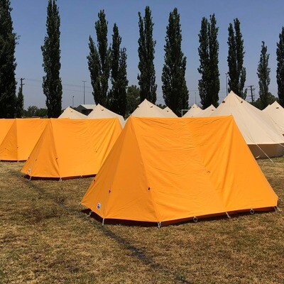 Scout Tent Special Edition: Tangerine