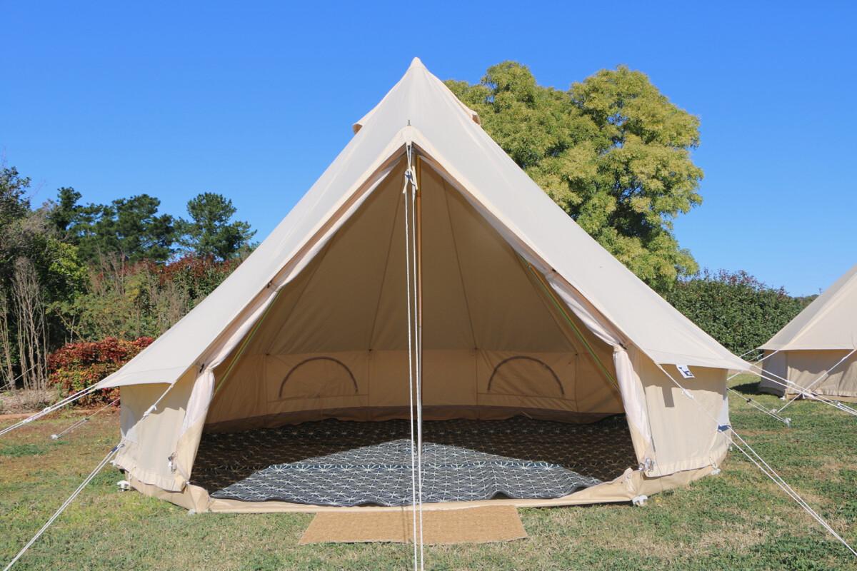 Backyard Camping Voucher