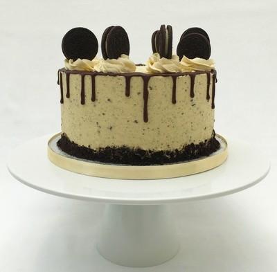 Oreo Cake - Chocolate Oreo Sponge - With Oreo Butter Cream