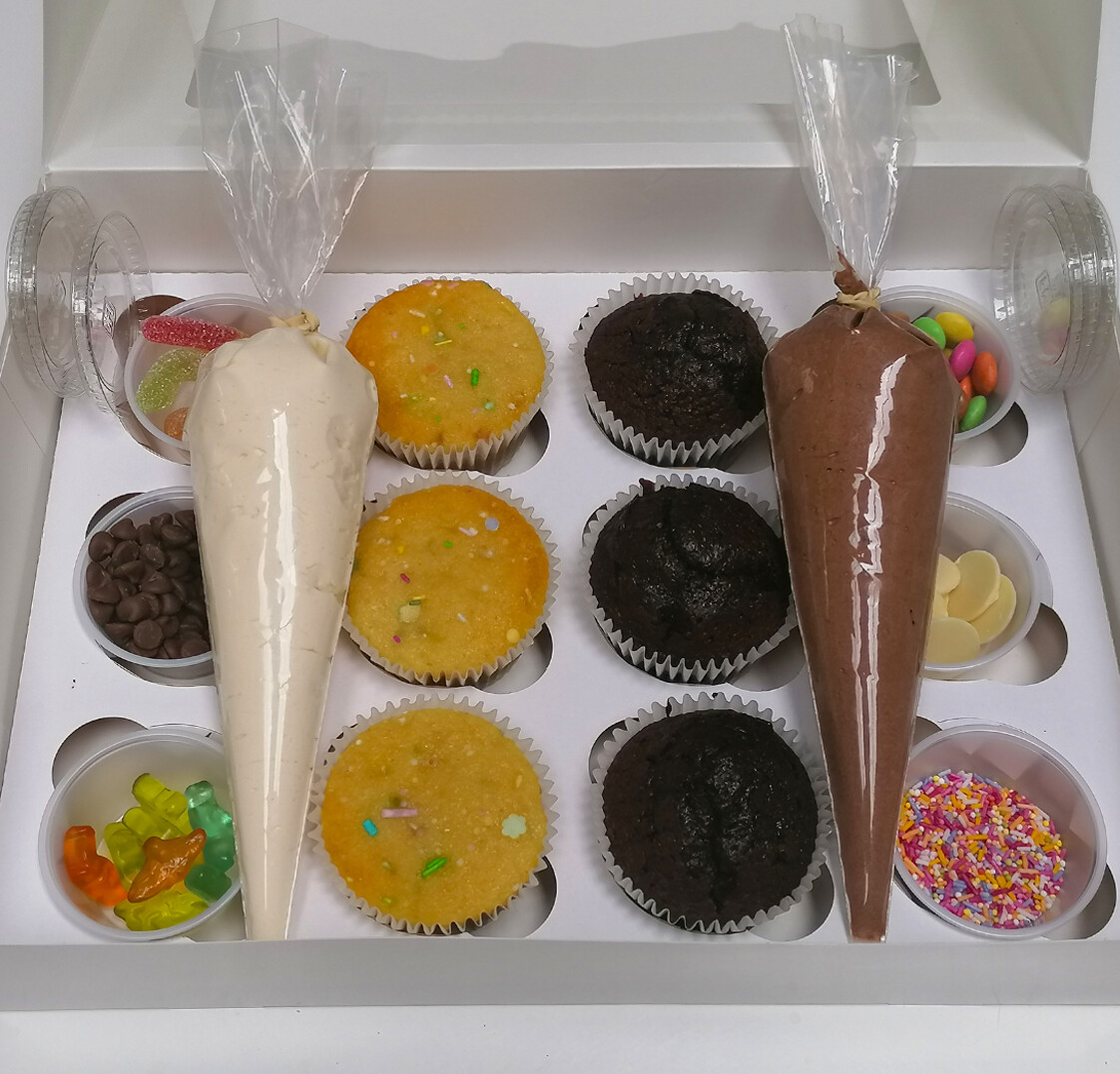 Cupcakes Decorating Kits