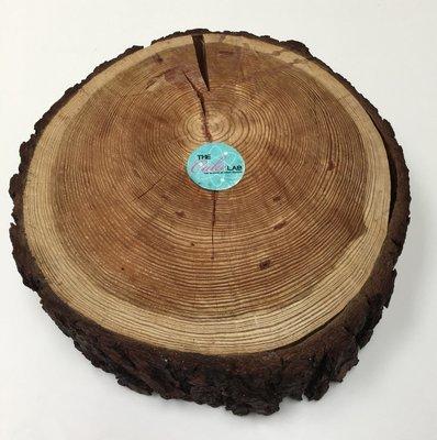 Wood - Round - Large  -  Cake Stand - Code RW 26