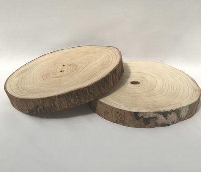 Wood - Thin -  Medium - Cake Stand - Code WTM26