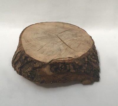 Wood - Round -  Small - Cake Stand - Code RW24