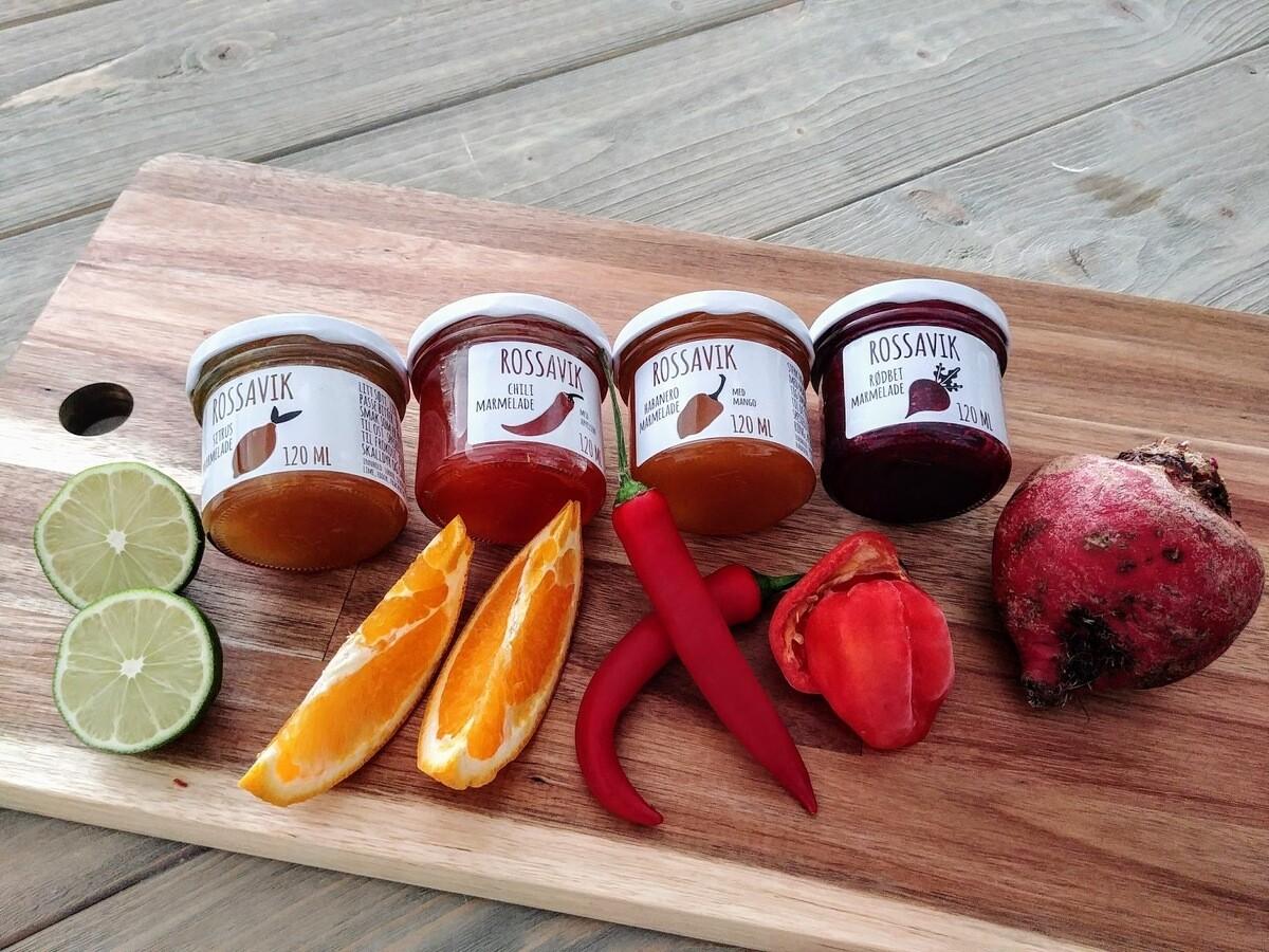 Sitrus marmelade