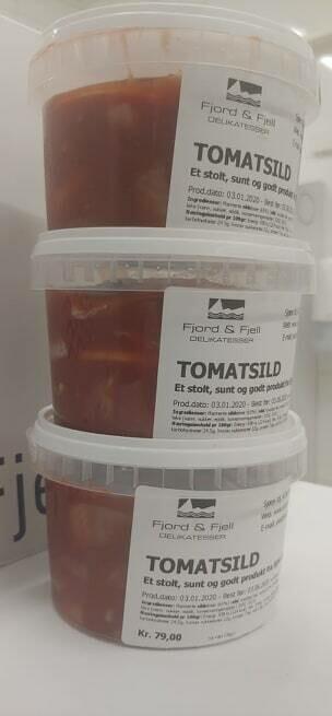 Tomatsild