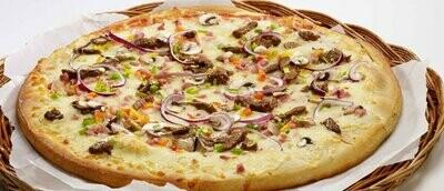 BIFF PIZZA - NÅR DU VIL VELGE DET BESTE!