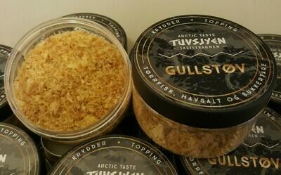 Gullstøv, krydder/topping