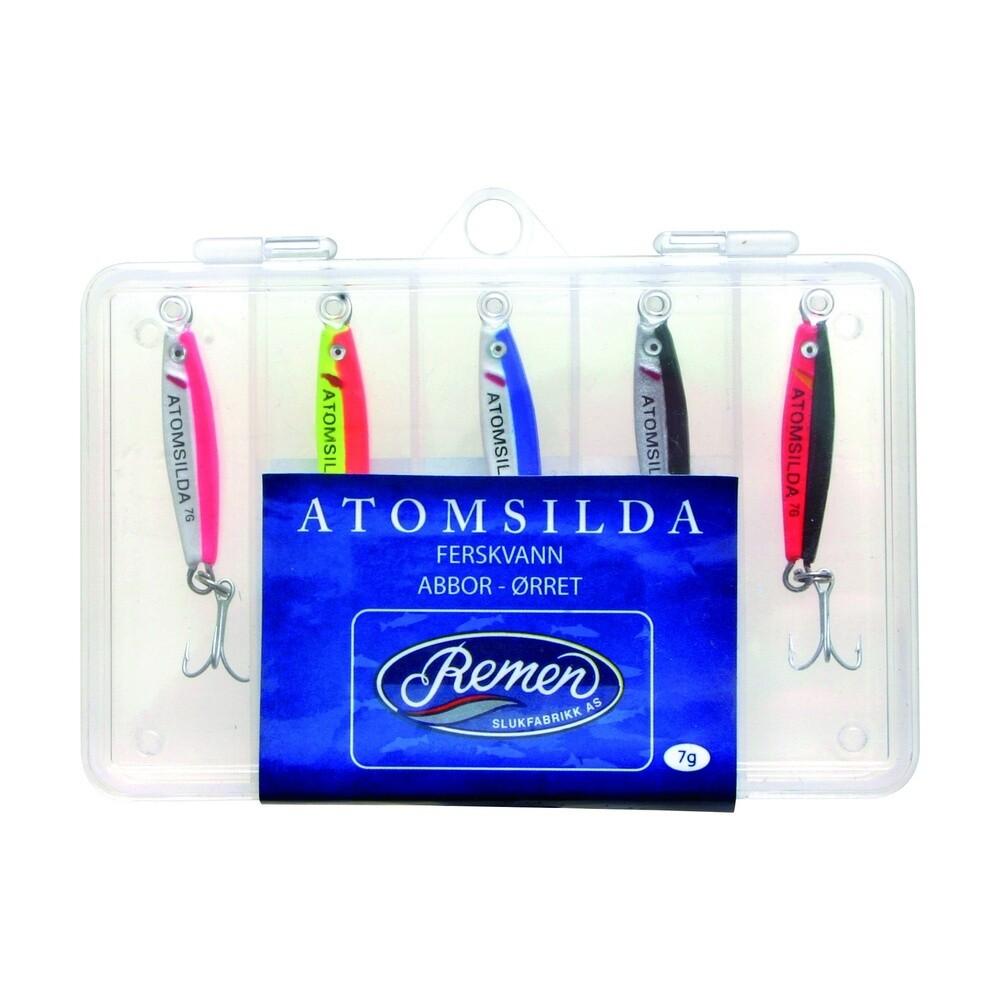 ATOMSILDA 12G M/BOKS 5STK