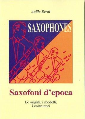 SAXOFONI D'EPOCA