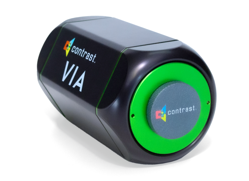 VIA 4K Smart Camera