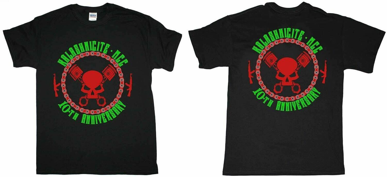 """Тениска """"10 години Калашниците"""""""