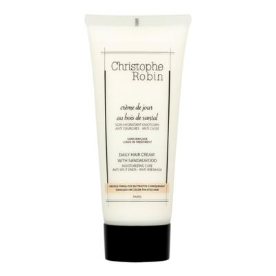 Christophe Robin Daily Hair cream with Sandalwood 100ml