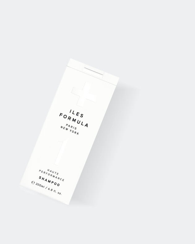 Iles Formula Haute Performance shampoo
