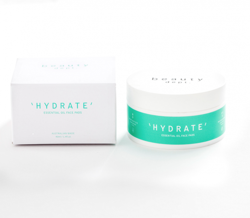 Beauty Dept. Hydrate Wipes