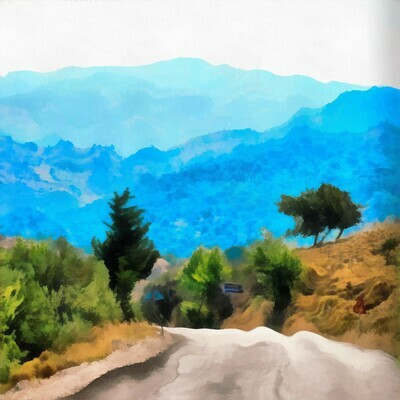 Lesbos Road