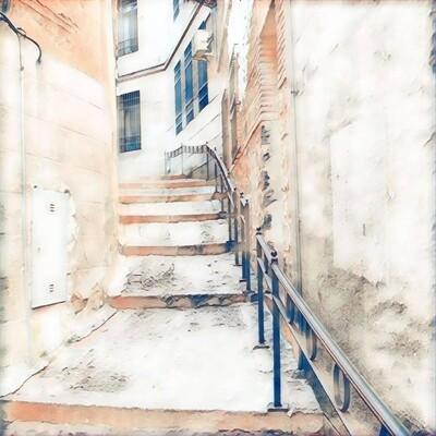 Toledo Steps