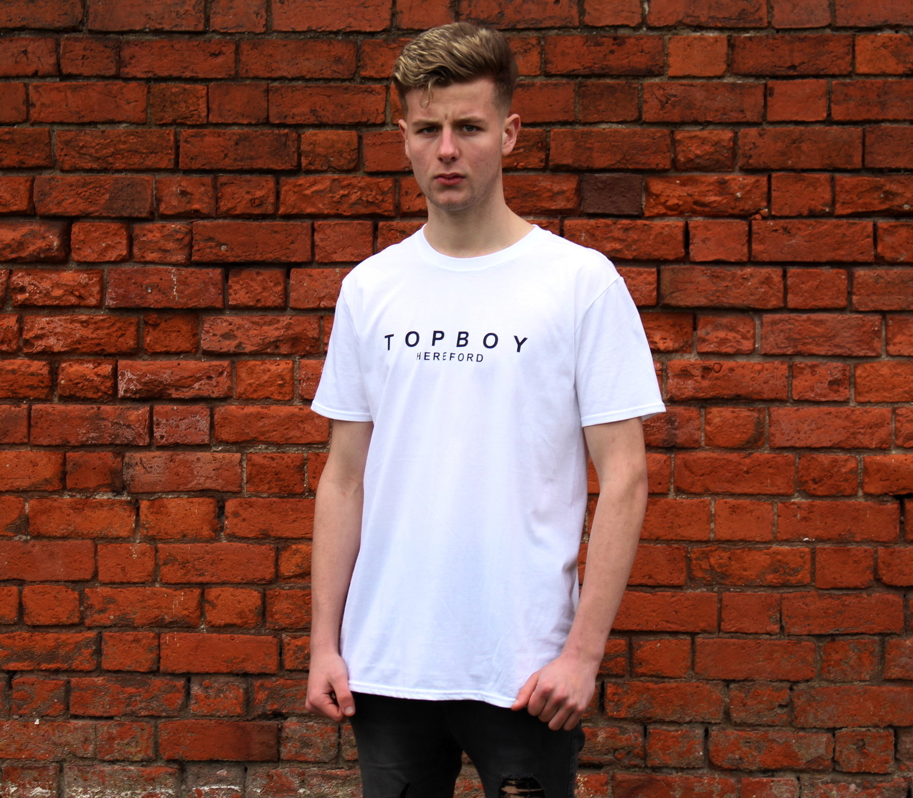 Top Boy HFD Tee
