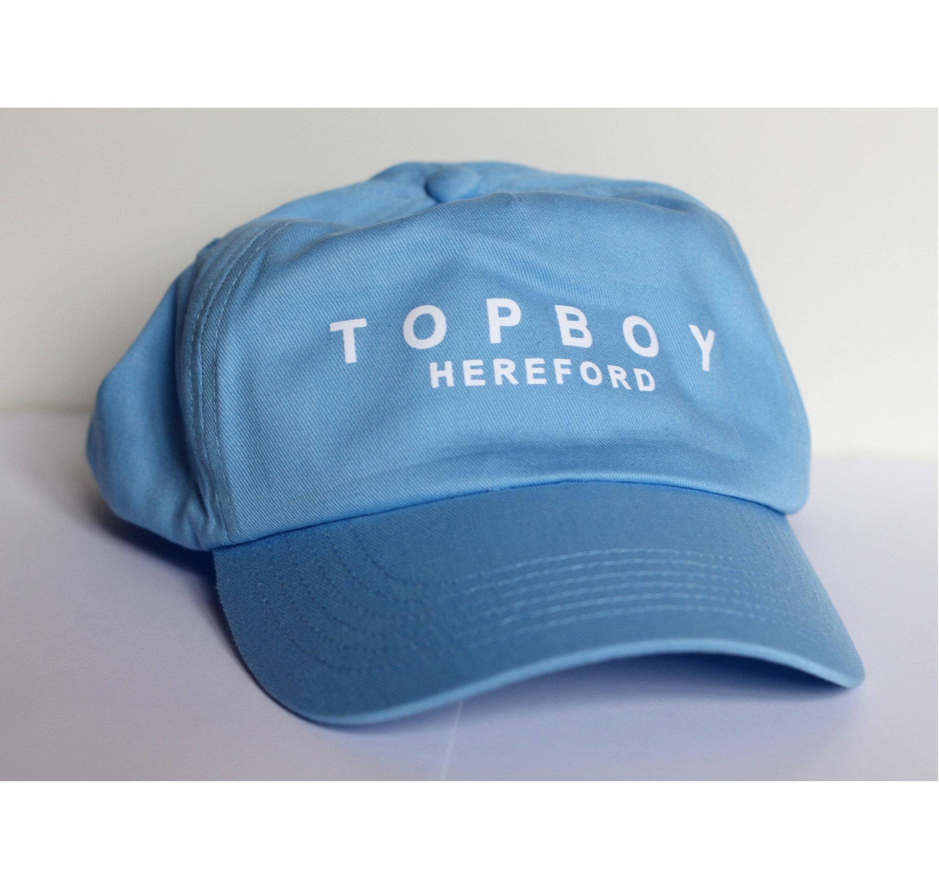 Top Boy HFD - Hat - Sky Blue 00014