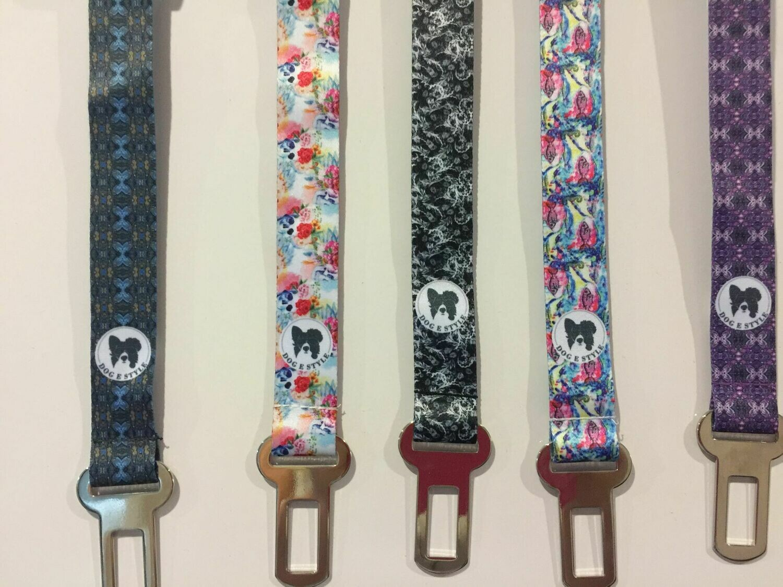 Dog Seat Belt Restraints *New Designer Range*