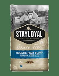 Grain Free Holistic Dry Kibble - STAY LOYAL