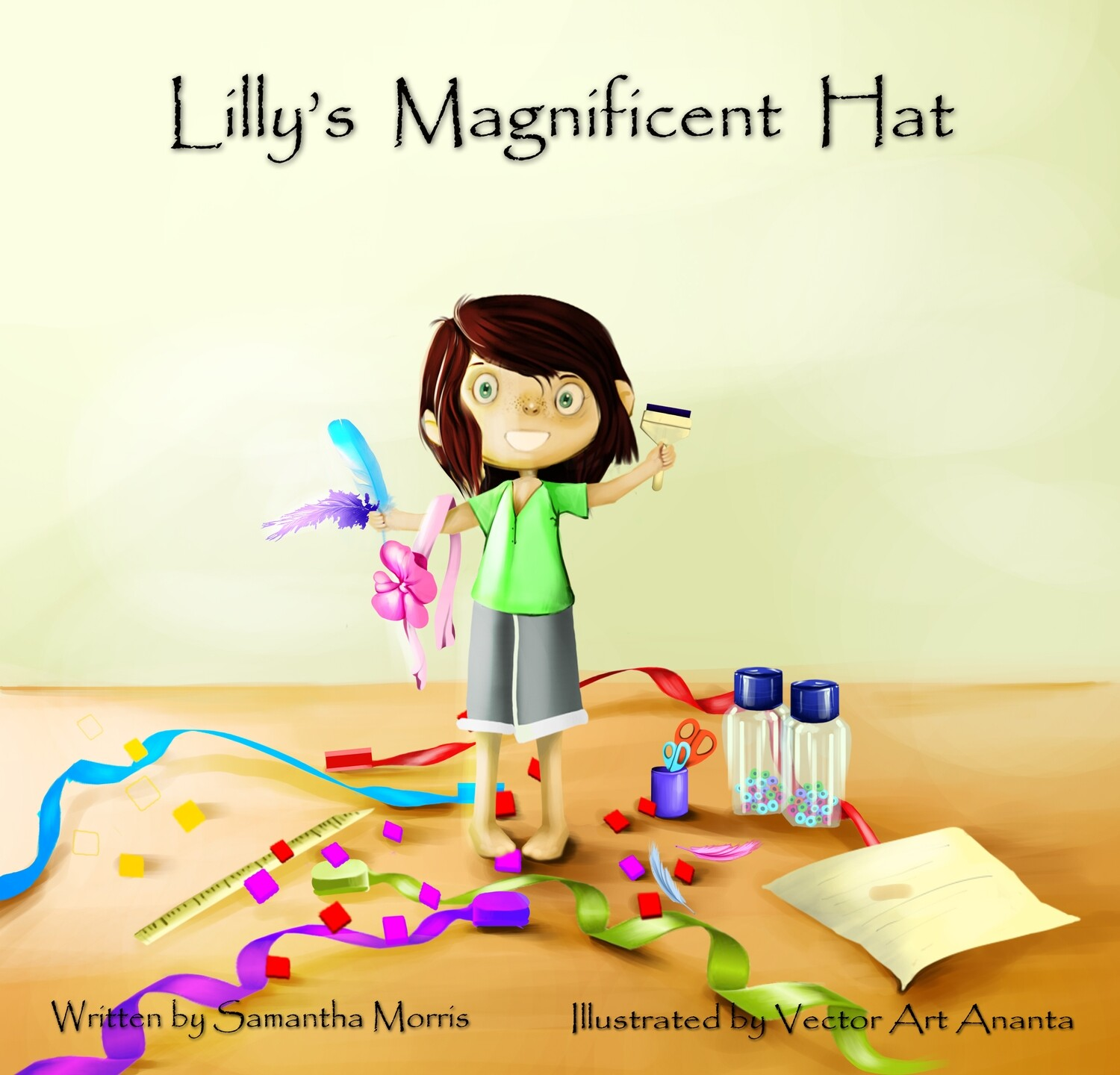 Lilly's Magnificent Hat