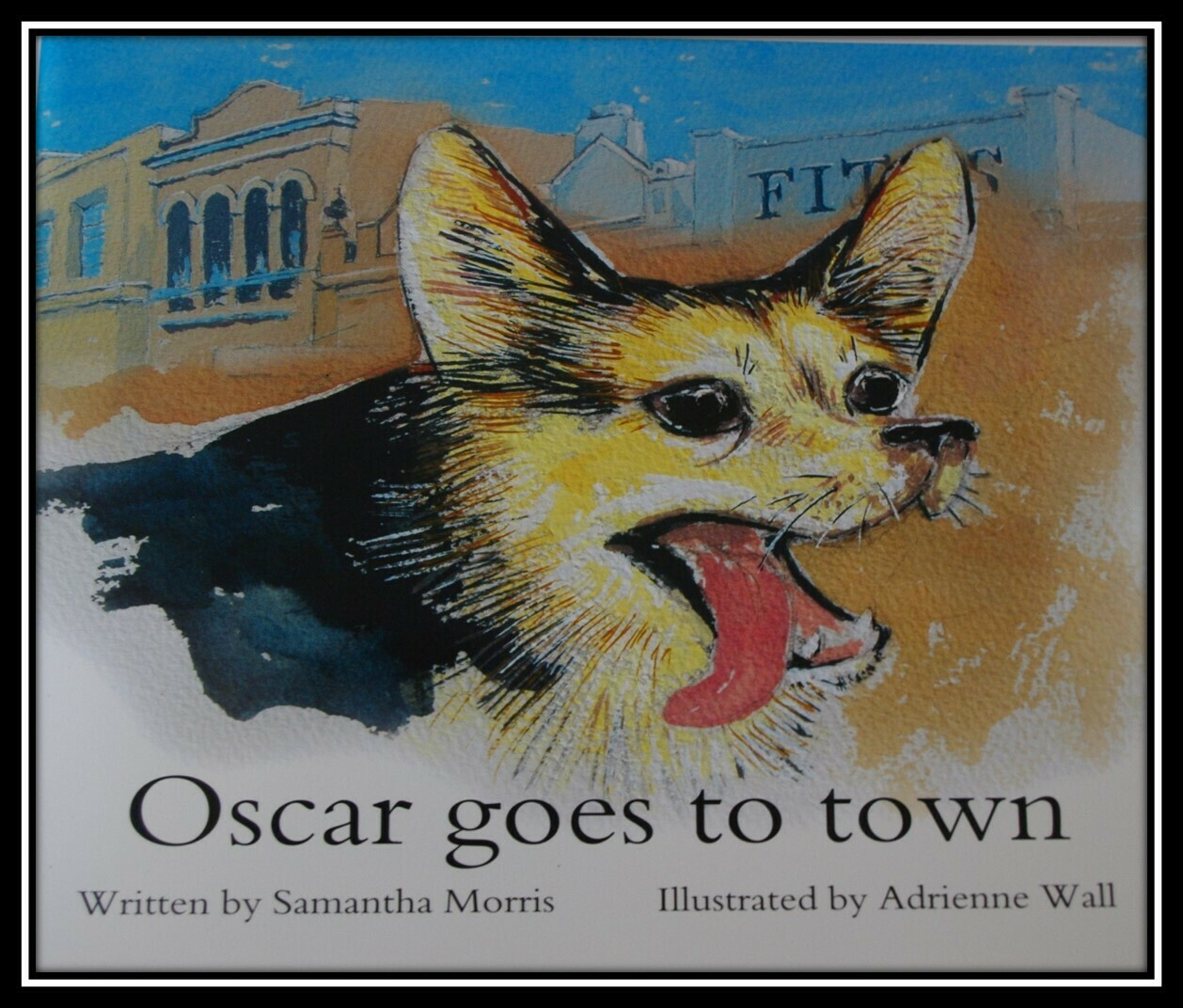 Oscar Goes To Town