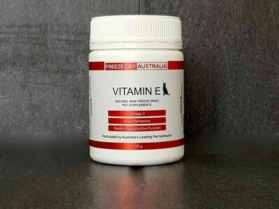 Vitamin E-Antioxidant to defend Free Radicals