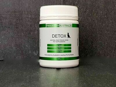 Detox- Liver, Kidney and Blood Health