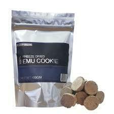 Emu Cookies